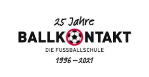 Ballkontakt Logo 25 Jahre